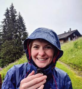 Carolina Mallmann Erbes - Ex membro da Simbiosis