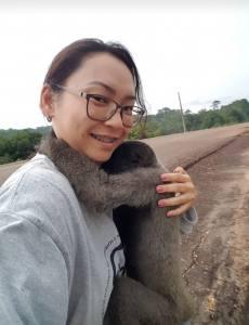 Erica Naomi Saito - Ex membro da Simbiosis